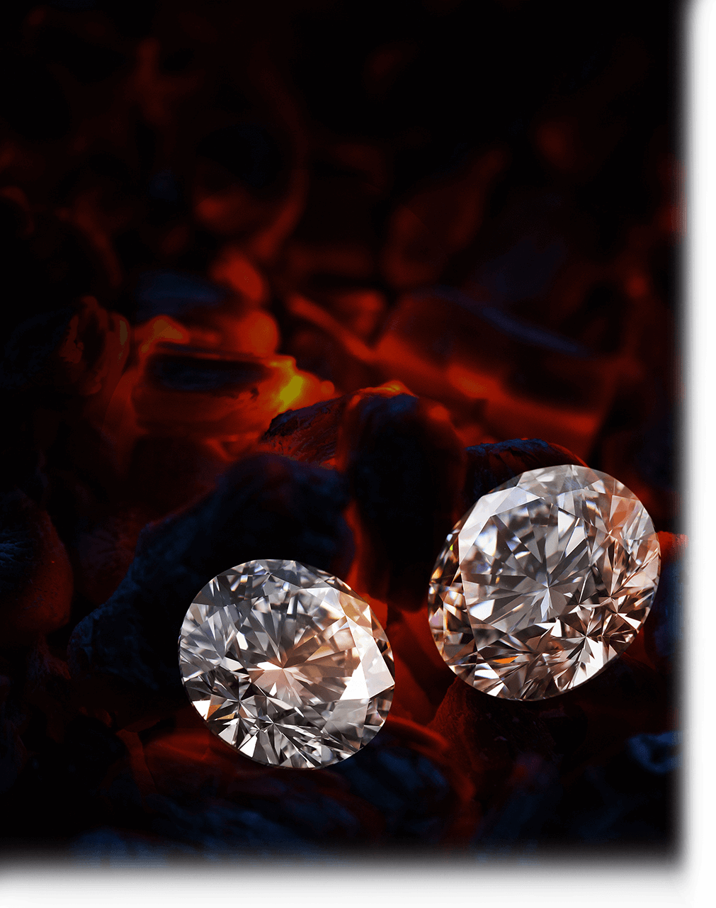 best round cut diamonds