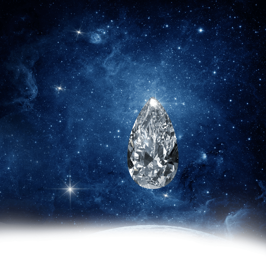 pear shape diamond