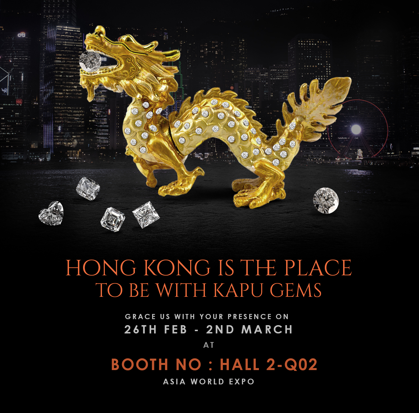 Hong Kong International Diamond, Gem & Pearl show